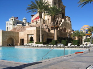 Planet Hollywood Las Vegas Pool Year Round Images