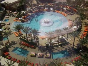 Pool At Red Rock Casino Resort Spa Las Vegas